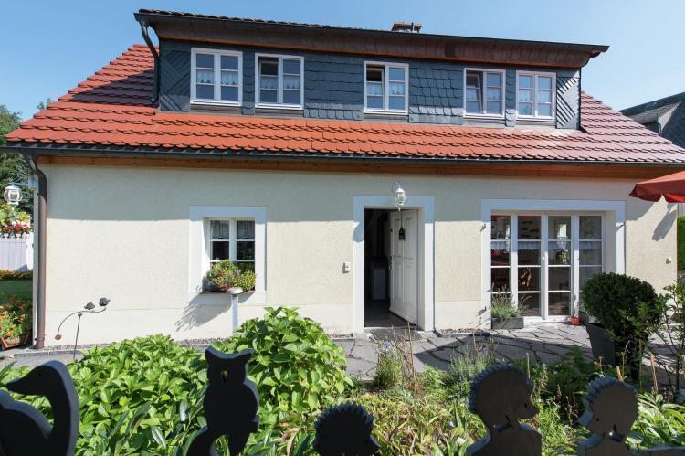 VakantiehuisDuitsland - Saksen: Ferienhaus Oederan  [3]