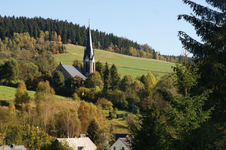 VakantiehuisDuitsland - Saksen: Ferienhaus Rechenberg Bienemuhle  [26]
