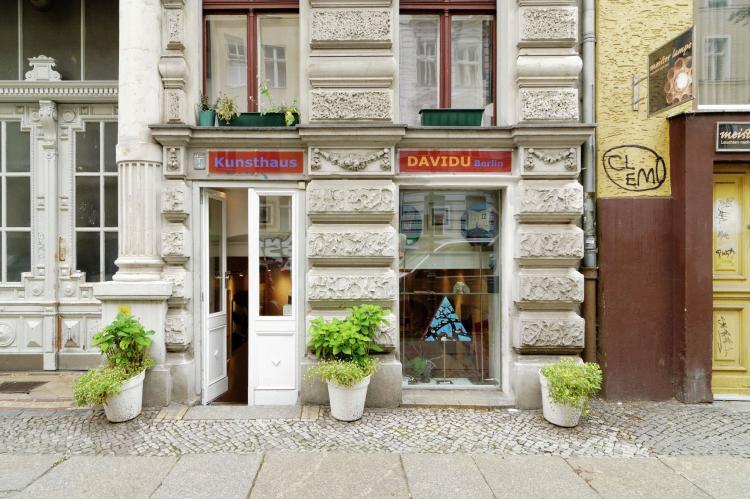 VakantiehuisDuitsland - Berlijn/Brandenburg: Kunsthaus Davidu Berlin  [1]