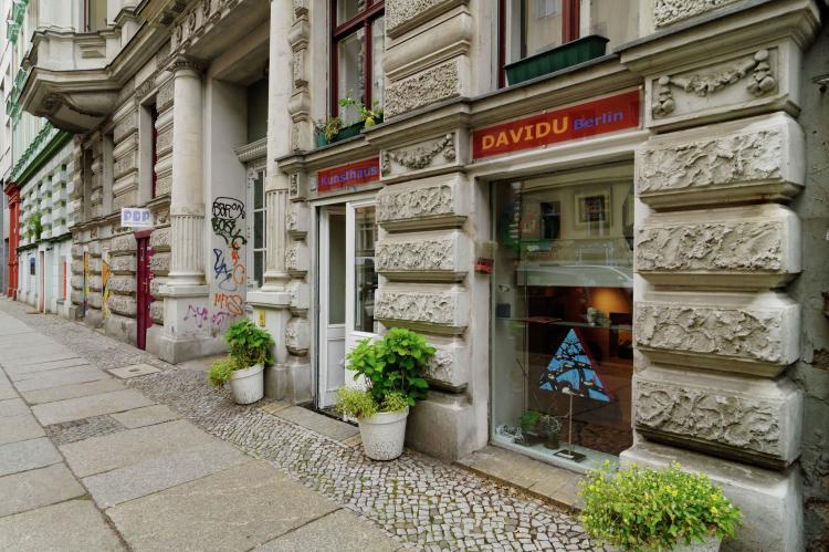 VakantiehuisDuitsland - Berlijn/Brandenburg: Kunsthaus Davidu Berlin  [2]