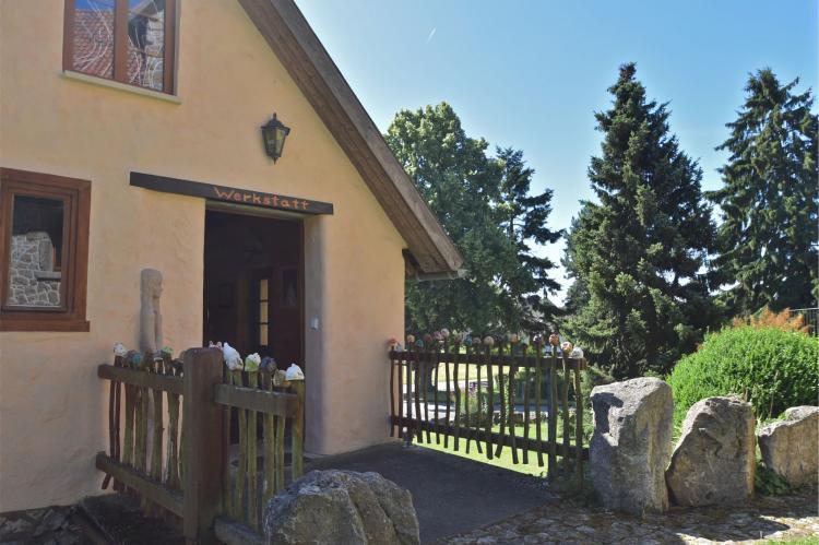 Holiday homeGermany - Hesse: Villa Türmchen  [37]