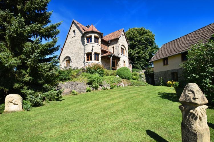Holiday homeGermany - Hesse: Villa Türmchen  [1]