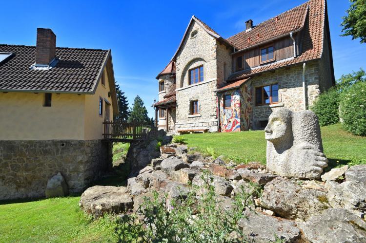 Holiday homeGermany - Hesse: Villa Türmchen  [3]