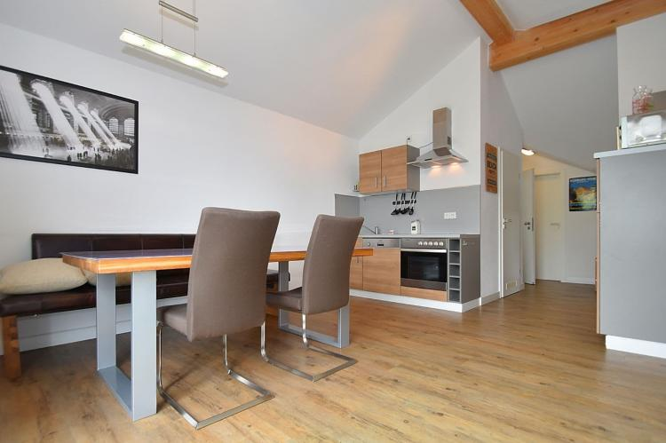 VakantiehuisDuitsland - Sauerland: Appartement Willingen  [5]