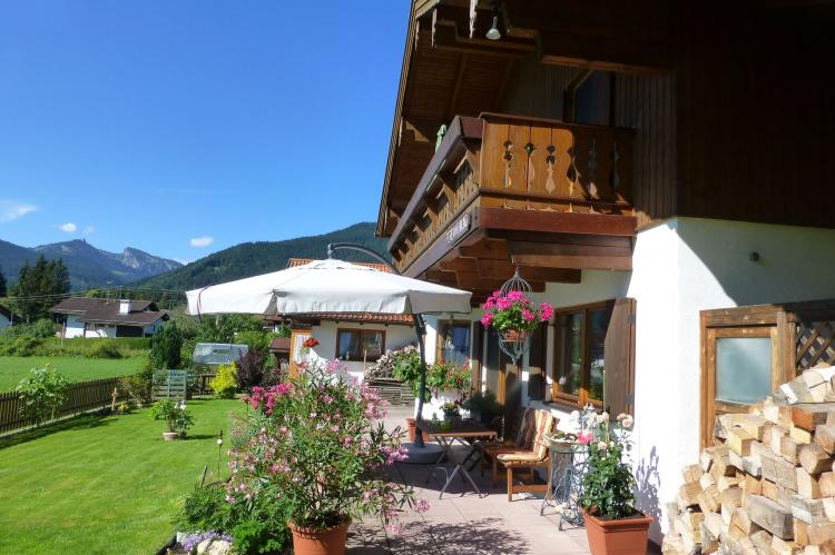 VakantiehuisDuitsland - Beieren: Sonnenblume  [17]