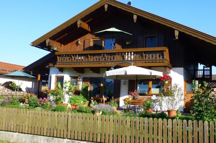 VakantiehuisDuitsland - Beieren: Sonnenblume  [2]