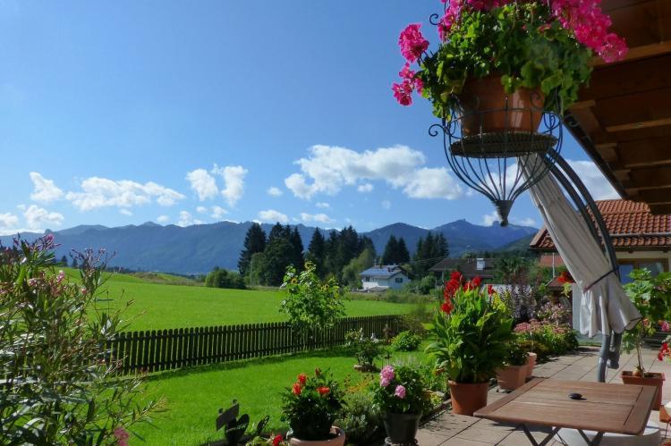 VakantiehuisDuitsland - Beieren: Sonnenblume  [20]
