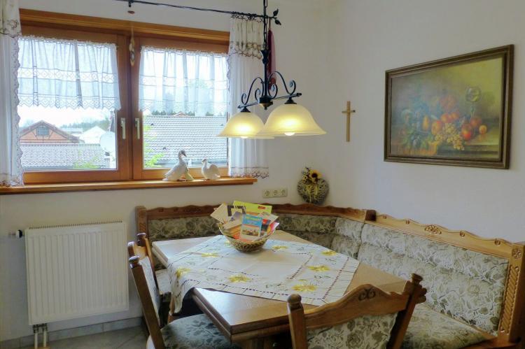 VakantiehuisDuitsland - Beieren: Sonnenblume  [10]