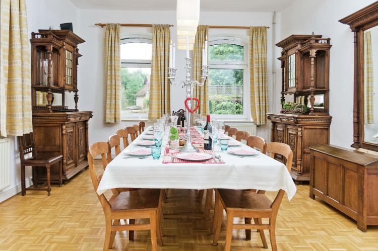 Holiday homeGermany - Hesse: Ehemalige Dorfschule / Pfarrhaus  [8]