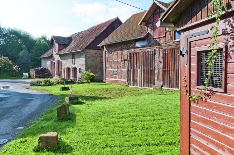 Holiday homeGermany - Hesse: Ehemalige Dorfschule / Pfarrhaus  [26]