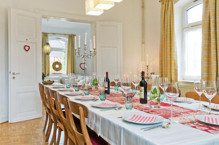 Holiday homeGermany - Hesse: Ehemalige Dorfschule / Pfarrhaus  [7]