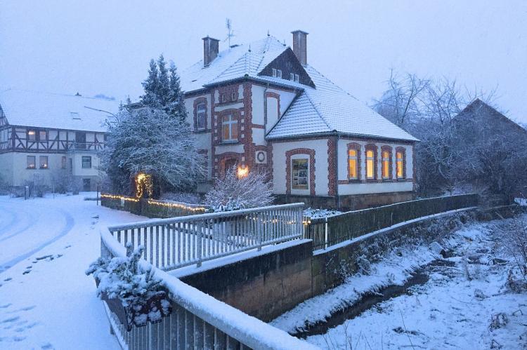 Holiday homeGermany - Hesse: Ehemalige Dorfschule / Pfarrhaus  [32]