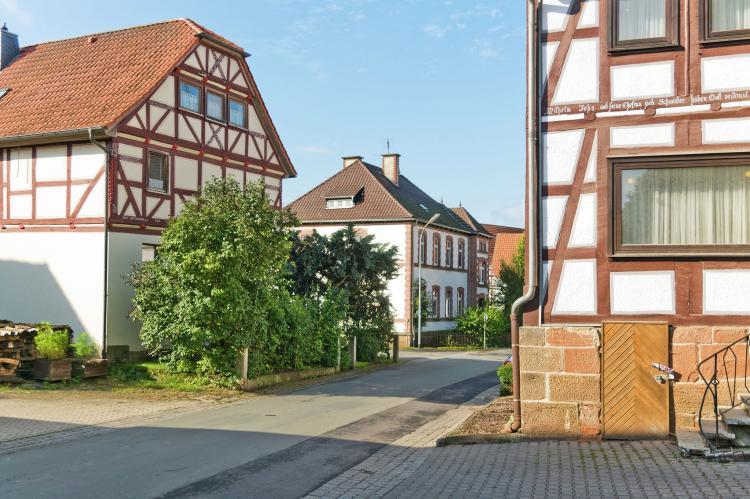 Holiday homeGermany - Hesse: Ehemalige Dorfschule / Pfarrhaus  [2]
