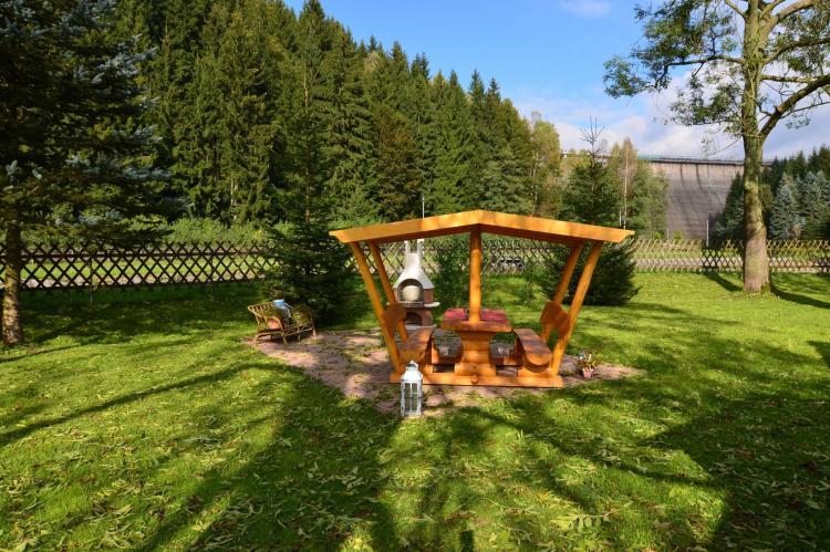 VakantiehuisDuitsland - Saksen: Ferienwohnung an der Talsperre Rauschenbach  [15]