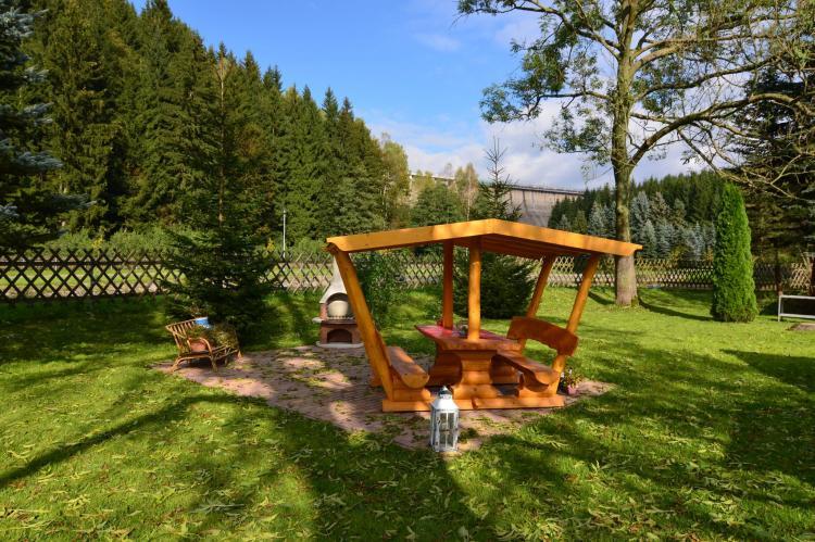VakantiehuisDuitsland - Saksen: Ferienwohnung an der Talsperre Rauschenbach  [16]