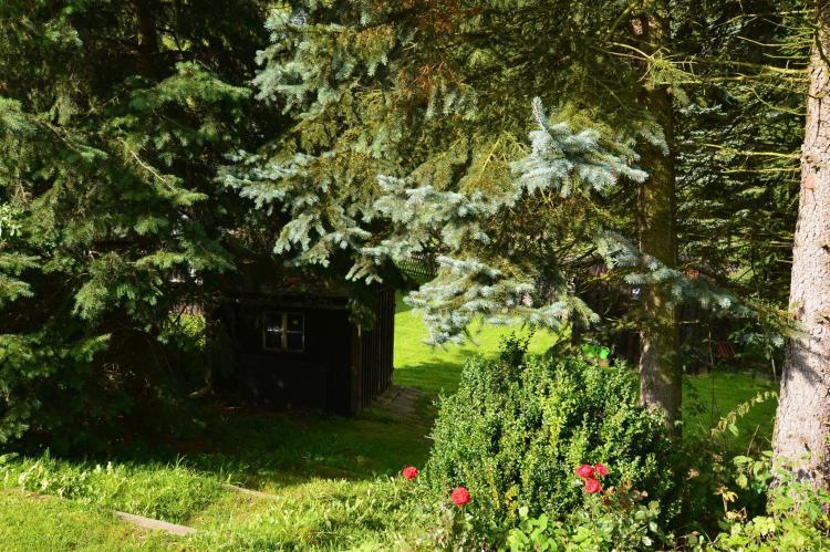 VakantiehuisDuitsland - Saksen: Ferienwohnung an der Talsperre Rauschenbach  [13]