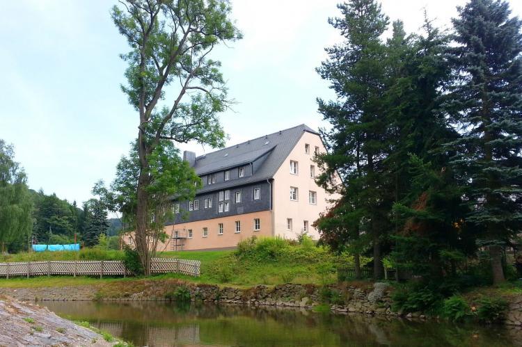 VakantiehuisDuitsland - Saksen: Ferienwohnung an der Talsperre Rauschenbach  [2]