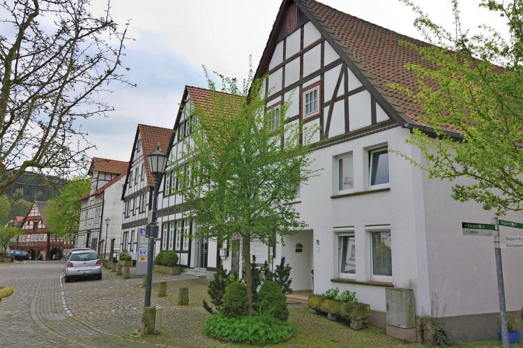 VakantiehuisDuitsland - Noordrijn-Westfalen: Ferienhaus Teutoburger Wald  [1]