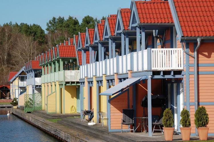 VakantiehuisDuitsland - Berlijn/Brandenburg: Hafendorf Rheinsberg 1  [2]