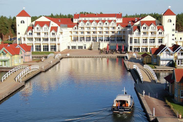 VakantiehuisDuitsland - Berlijn/Brandenburg: Hafendorf Rheinsberg 2  [4]