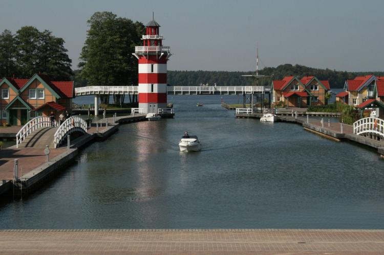 VakantiehuisDuitsland - Berlijn/Brandenburg: Hafendorf Rheinsberg 2  [25]
