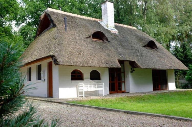 VakantiehuisDuitsland - Niedersaksen: Boschhuys  [1]