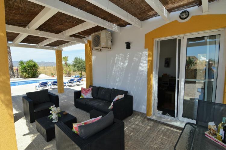 Holiday homeSpain - Costa Calida: Villa Costa de la Vida  [2]
