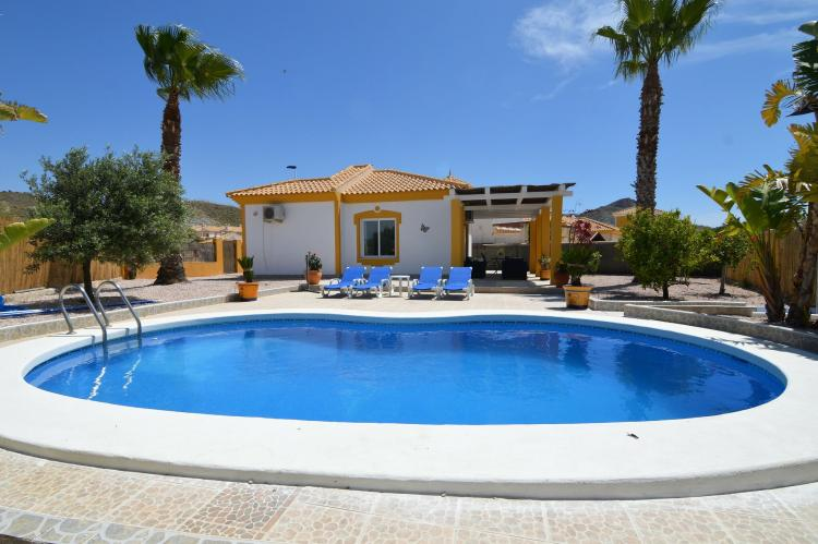 Holiday homeSpain - Costa Calida: Villa Costa de la Vida  [1]