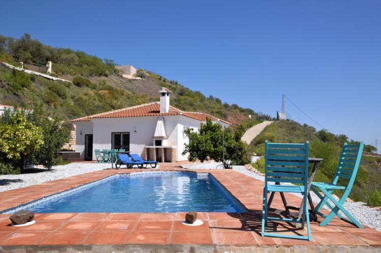 FerienhausSpanien - Costa del Sol: Villa Las Reinas  [1]
