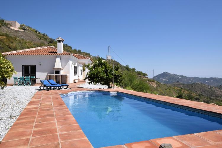 FerienhausSpanien - Costa del Sol: Villa Las Reinas  [5]