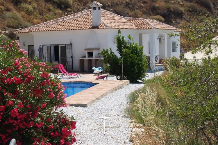 FerienhausSpanien - Costa del Sol: Villa Las Reinas  [2]