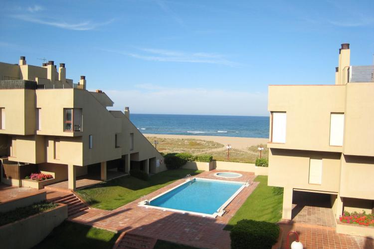VakantiehuisSpanje - Costa Brava: Villa de Golf  [1]