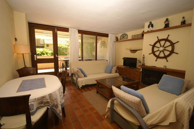 VakantiehuisSpanje - Costa Brava: Villa de Golf cuatro  [10]