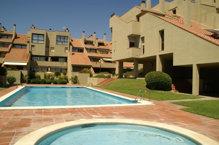 VakantiehuisSpanje - Costa Brava: Villa de Golf cuatro  [5]