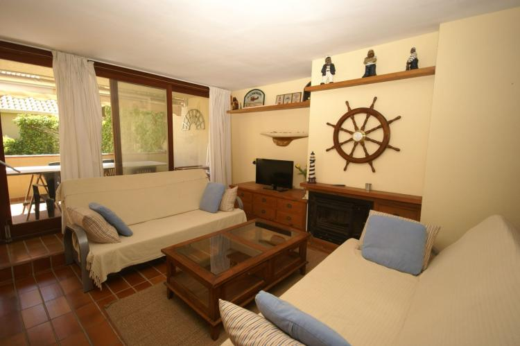 VakantiehuisSpanje - Costa Brava: Villa de Golf cuatro  [11]