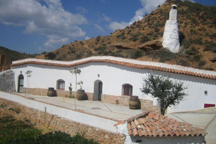Holiday homeSpain - Andalusia Inland: Casa Cueva Lopera  [2]