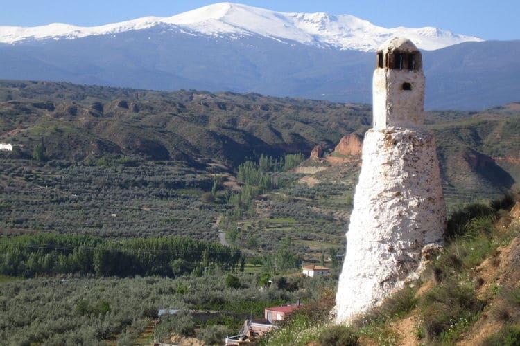 Holiday homeSpain - Andalusia Inland: Casa Cueva Lopera  [21]