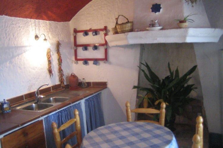 Holiday homeSpain - Andalusia Inland: Casa Cueva Lopera  [8]