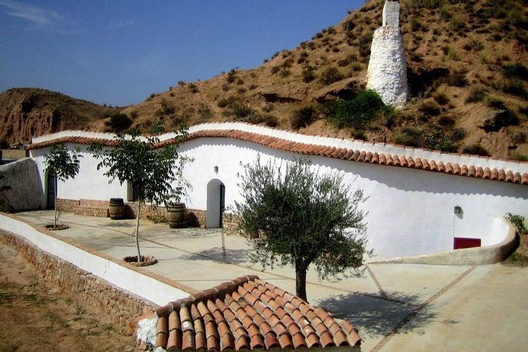 Holiday homeSpain - Andalusia Inland: Casa Cueva Lopera  [1]