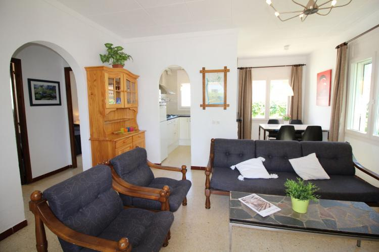 Holiday homeSpain - Costa Brava: Casa Montseny  [7]