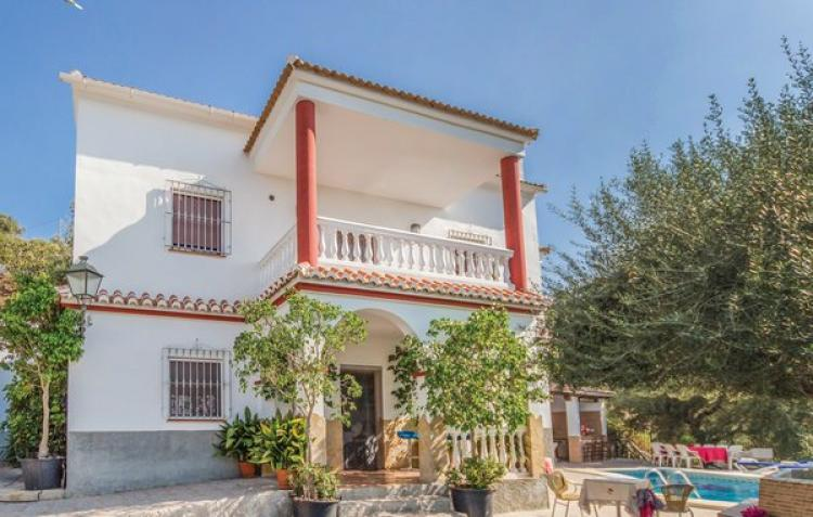 VakantiehuisSpanje - Costa del Sol: Sayalonga  [10]