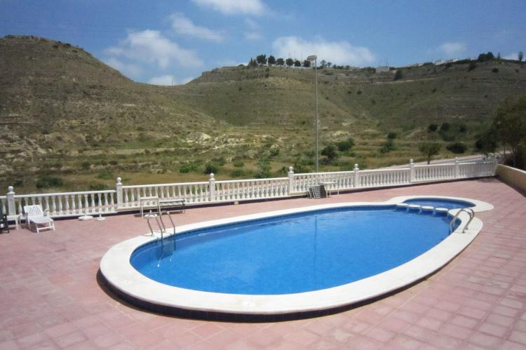 Holiday homeSpain - Costa Blanca: Casa Opalo  [4]
