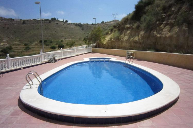 Holiday homeSpain - Costa Blanca: Casa Opalo  [5]