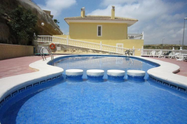 Holiday homeSpain - Costa Blanca: Casa Opalo  [1]
