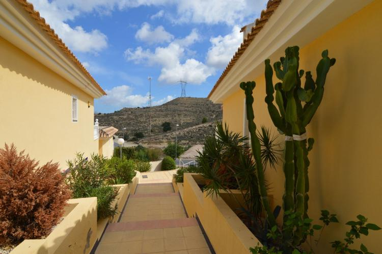 Holiday homeSpain - Costa Blanca: Casa Opalo  [28]