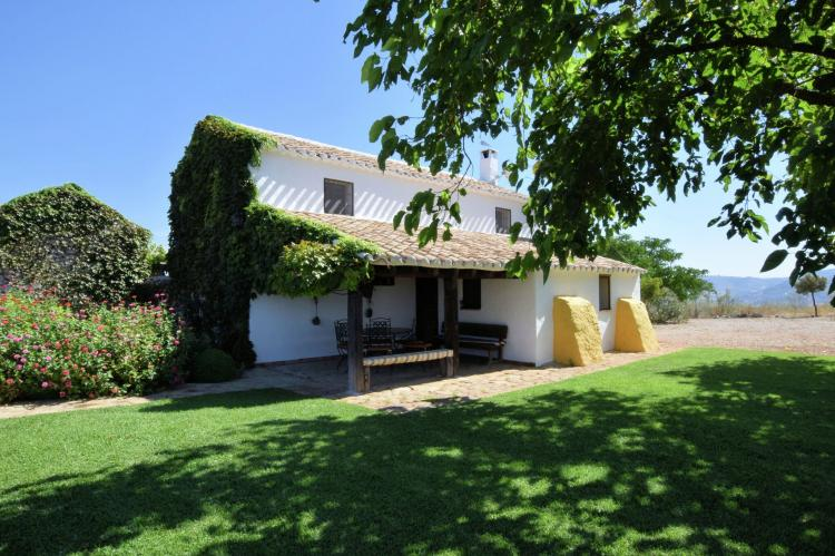 Holiday homeSpain - Andalusia Inland: Cortijo El Morron  [6]