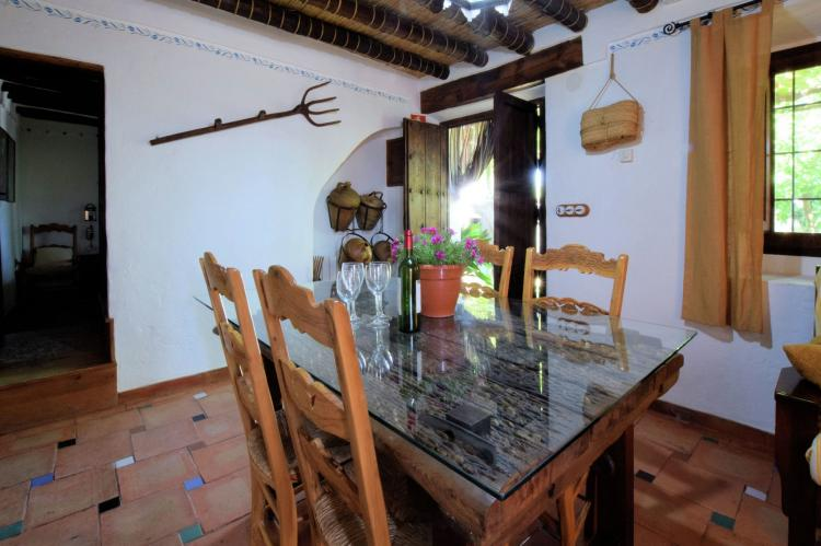 Holiday homeSpain - Andalusia Inland: Cortijo El Morron  [16]