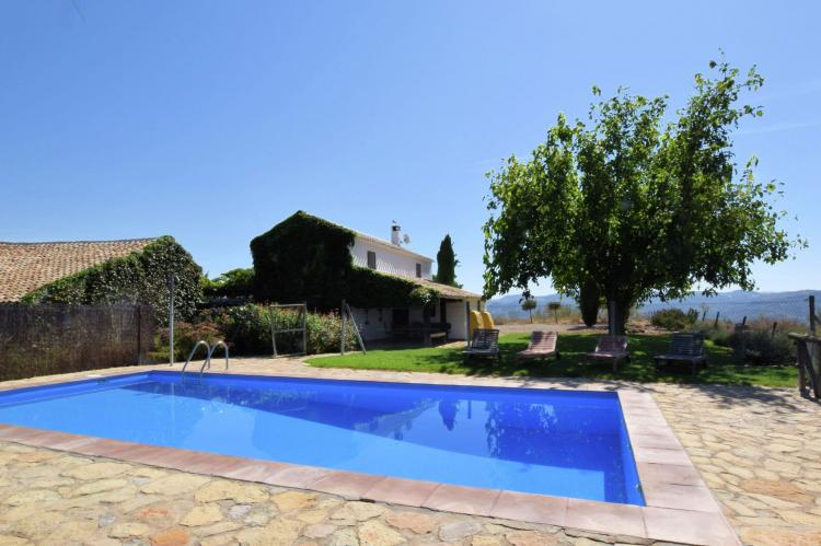 Holiday homeSpain - Andalusia Inland: Cortijo El Morron  [9]