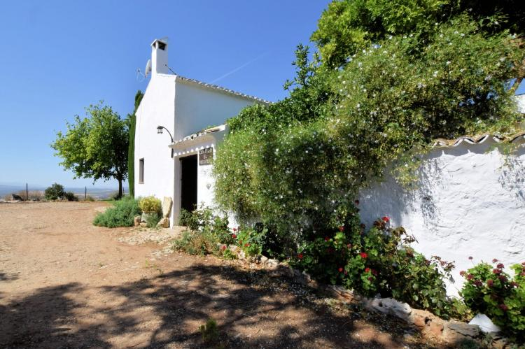 Holiday homeSpain - Andalusia Inland: Cortijo El Morron  [8]
