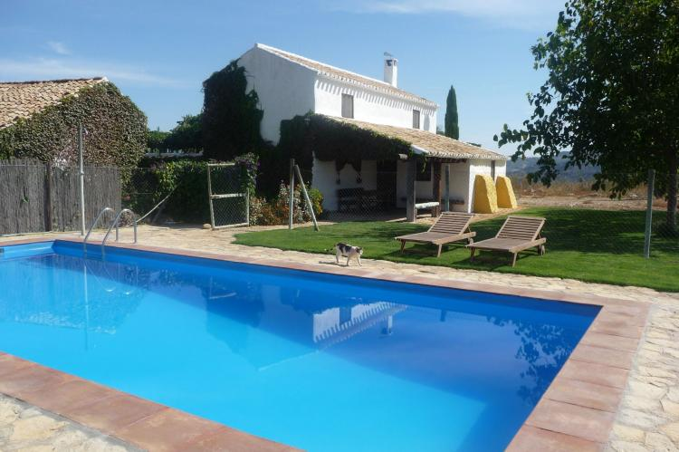 Holiday homeSpain - Andalusia Inland: Cortijo El Morron  [1]